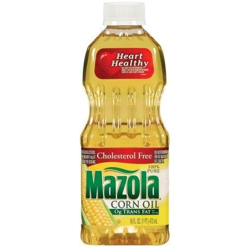 Mazola Washington Mall 100% Pure Corn Oil pack 4 Courier shipping free 16 oz
