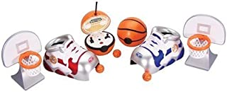 Kid Galaxy Interactive Radio Control Scoop 'n' Shoot Basketball