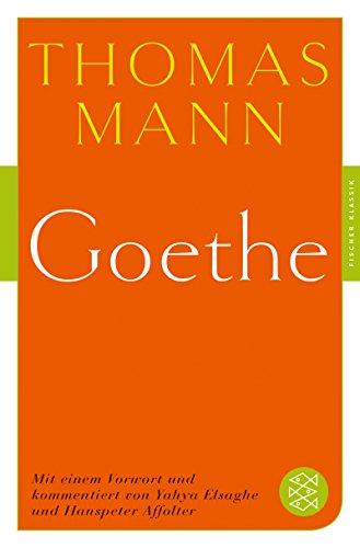 Goethe (Fischer Klassik)