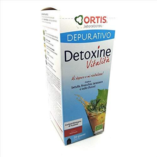 Ortis Detox Metodren Himbeere 250Ml.