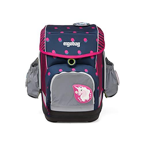 ergobag Sicherheitsset mit Seitentaschen und Reflektorstreifen, 3-teilig (Refelx)