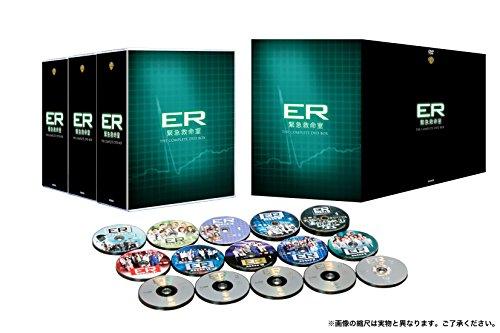 ER緊急救命室 <シーズン1-15> DVD全巻セット(90枚組)