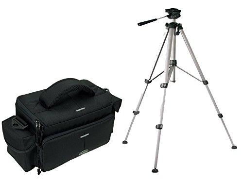 Cámara fotográfica Action S T Plus Foto y vídeo trípode Mod. III para Canon EOS 1300d 1200d 760d 750d 700d 80d Nikon D7200D610D500D5500D5300D3300D3200