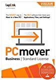 Laplink PCmover Business | Instant Download | PC to PC Migration Software | 10 Use | Automatic Deployment of New PCs