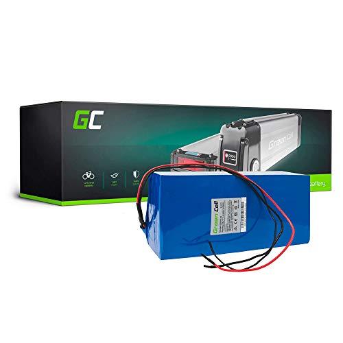 GC® E-Bike Akku 24V 14.5Ah Batterie Pedelec Battery Pack mit Li-Ion Panasonic Zellen Chita Italjet Velo De Ville Myatu
