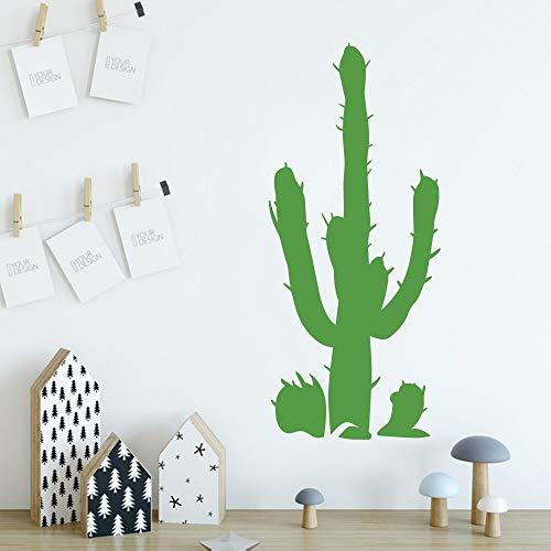 Sanzangtang Mooie cactussticker decoratie huis kleuterschool slaapkamer decoratie kleuterschool decoratie kinderkamer kleuterschool decoratie