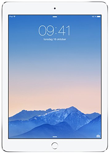 Apple iPad AIR 2, WI-FI + CELL 128GB Tablet, Argento