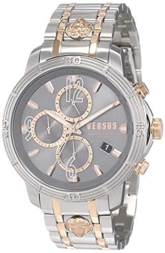 Versus Versace VSPHJ0820 - Orologio da uomo Bicocca Cronografo