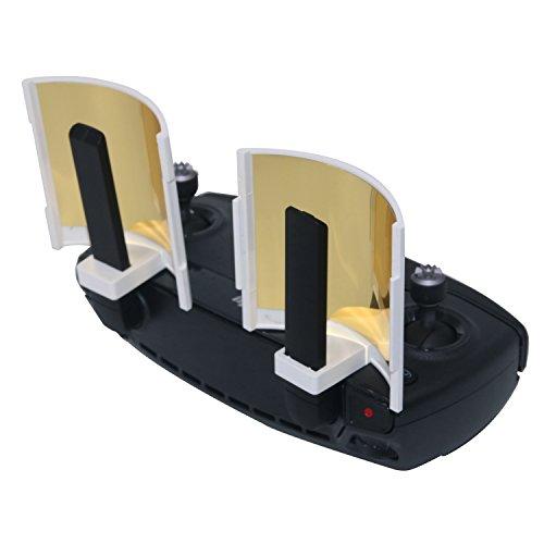 Kismaple SPARK Alluminio Alluminio Booster Gamma di Trasmettitore per DJI Mavic Pro DJI SPARK Telecomando Drone
