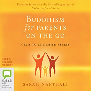 Buddhism for Parents on the Go cover art