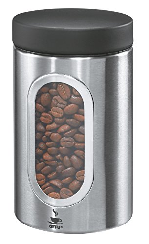 Gefu 16350 Kaffeepad-Dose Piero, 250 G