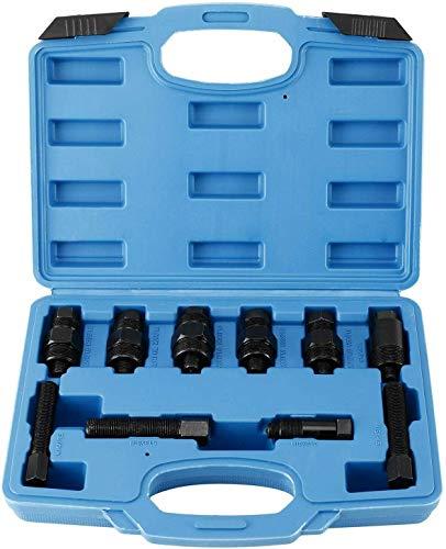 FreeTec 10 piezas Juego de extractores del volante para