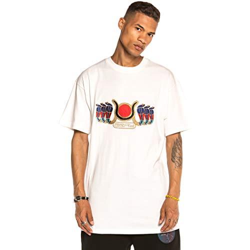 GRIMEY Camiseta Engineering tee FW19 White-M