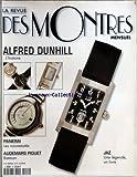 REVUE DES MONTRES (LA) [No 49] du 01/10/1999 - ALFRED DUNHILL / L'HISTOIRE - PANERAI / LES NOUVEAUTES - AUDEMARS PIGUET / BATMAN -...