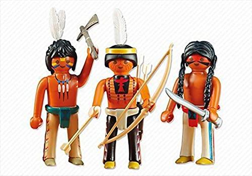 PLAYMOBIL Grupo Indios Sioux