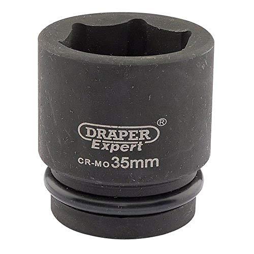 Draper 419-MM - Juego de vasos para llaves (tamaño: 35mm)