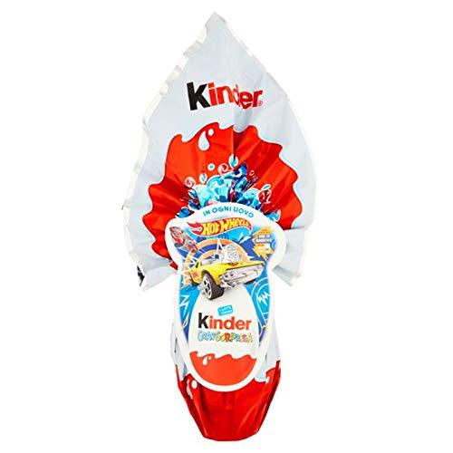 Uovo di Pasqua Kinder Gran Sorpresa HOT WHEELS 150g