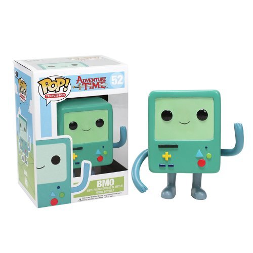 Funko POP Television BMO Adventure Time Vinyl Figure