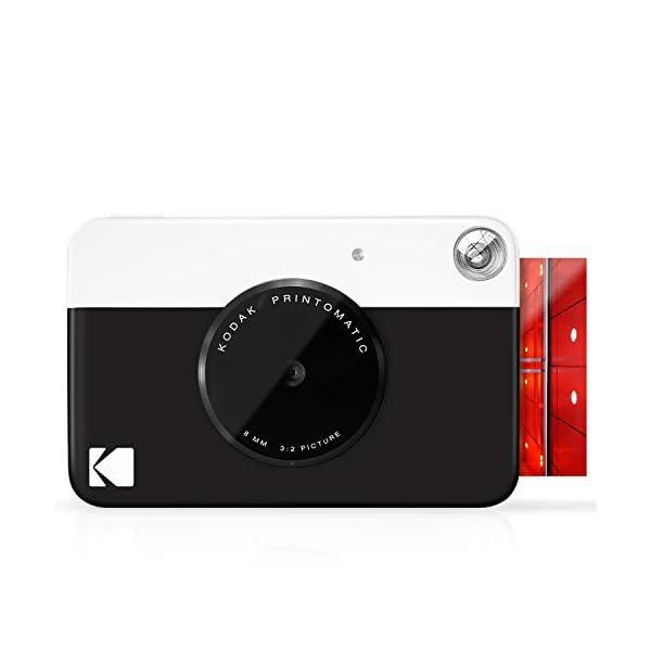 Kodak Printomatic Digital Instant Print Camera
