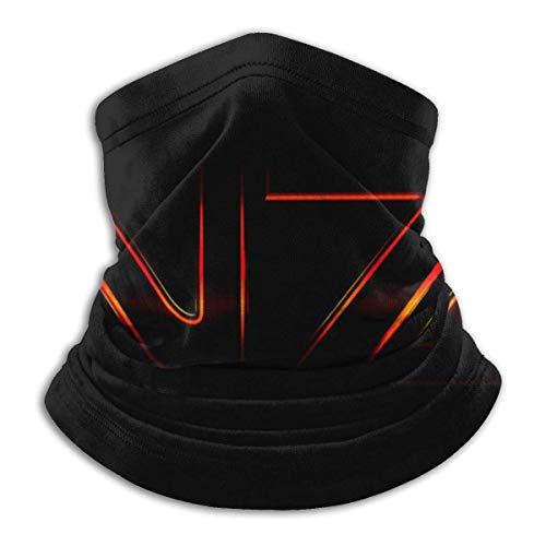 XCNGG Mass Effect Logo Microfibra Calentador de Cuello Cubierta Facial Esquí Cuello Polaina Bufanda Facial Deportes al Aire libre-MassEffectLogo6-OneSize