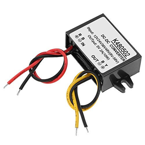 Convertidor CC de 8-58 V a 5 V 2 A, módulo reductor...