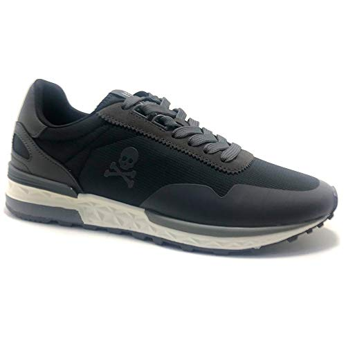SCALPERS Harry, Sneakers, para Hombre, Color Gris