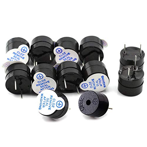 10pcs 5V Active Alarm Buzzer Beeper 9 * 5.5mm TMB09A05 5 V Mini Active Piezo Buzzer Fit for arduino DIY Electronic buzzers 0905