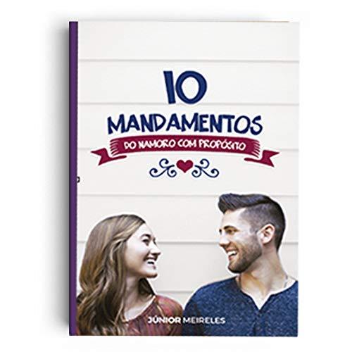 Dez Mandamentos do Namoro com Propósito - Livro NCP