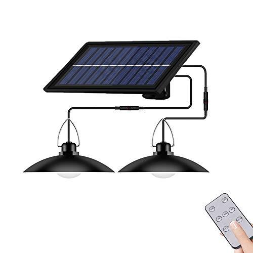 Lámpara solar para exteriores Ip65 impermeable para interior con línea adecuada para patio jardín B
