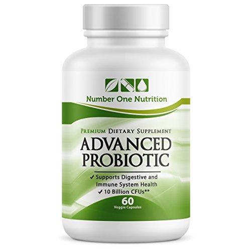Number One Nutrition Probiotic Supplement