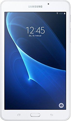 Samsung Galaxy Tab A T280 17,8 cm (7 Zoll) Tablet PC (1,3 GHz Quad Core, 1,5GB RAM, 8GB HDD, WiFi Android 5,1) weiß