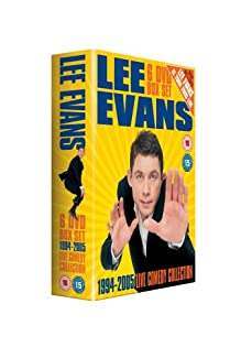 Lee Evans - 1994-2005 Live Comedy Collection
