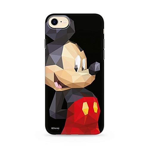 Ert Group DPCMIC16876 Disney - Cubierta del Teléfono Móvil, Mickey 024 Iphone 7/ 8
