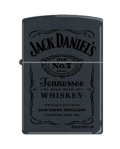 Zippo 218 Jack Daniels Feuerzeug, Messing
