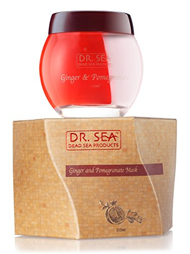Dr Sea Ginger & Pomegranate Masque 115 ml