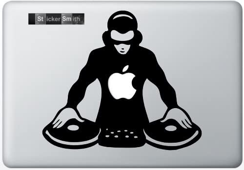 Dj Macbook Inventory cleanup selling sale Decal Mac Pro free shipping Laptop Vinyl Sticker Deca