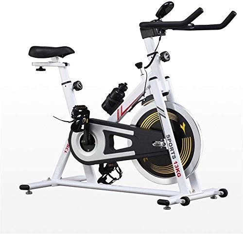 Cinta de Correr ultradelgada Bicicleta de Spinning Bicicleta de Ejercicio aeróbica para Interiores/Ciclo Fitness Cardio Workout Machin para Home Gym Cardio Workout 1121
