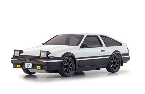 Kyosho Mini-Z MA020 Sports 4WD Initial-D Toyota Trueno AE86 (KT19)