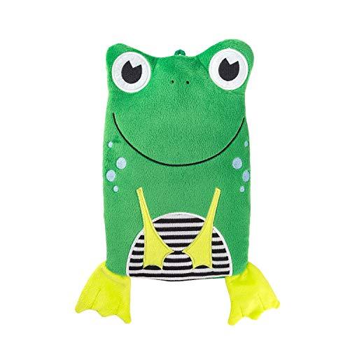 Hugo Frosch Kinder Öko-Wärmflasche 0,8 L mit