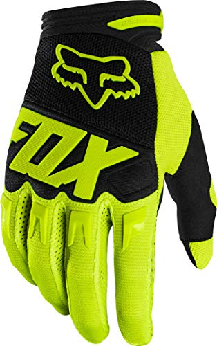 Fox Dirtpaw Glove - Handschuhe, Race Flo Yellow