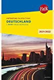 Falk Autoatlas Falkfaltung Deutschland 2021/2022 1:500 000 (Falk Atlanten)