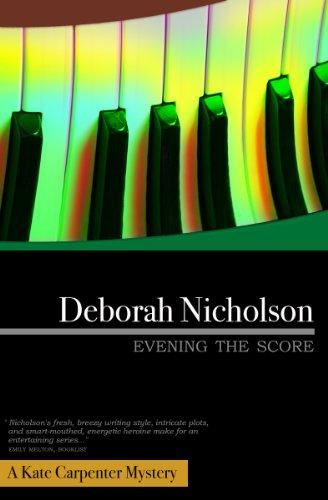 Evening the Score (Kate Carpenter Mysteries Book 2)
