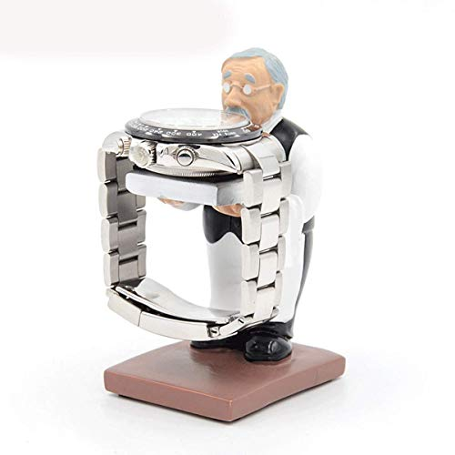 NH-watch stand Espositore per Orologi - Espositore per portagioie con Braccialetti per Gioielli Espositore per Gioielli per la casa e l'organizzazione del Negozio - Forma di Astronauta
