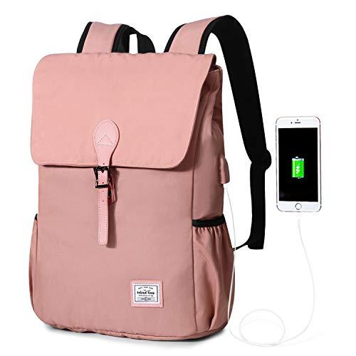 WindTook Mochila Tipo Casual 15.6 Pulgadas Mochila Ordenador Portátil Mujer Laptop Backpack...
