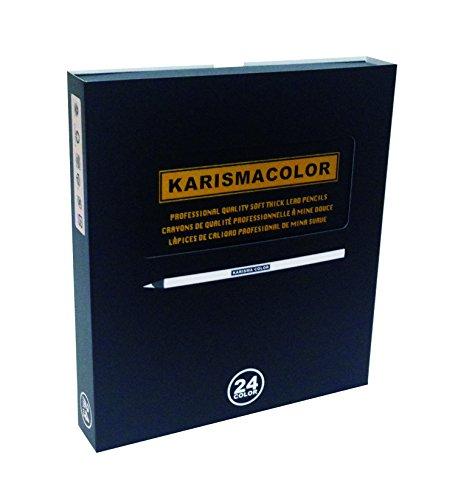 Sanford Colored pencil Charisma Colors 24-color set