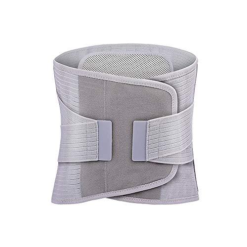 ZFF Soporte Lumbar Cinturón Ajustable Compresión Y Transpirable - por Hombres Mujer...