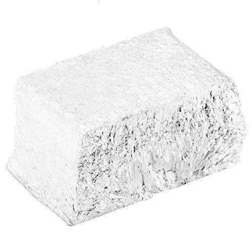 1 kg Magnesiumblock Hochreiner 99,99% Mg-Metallblock für die Herstellung von Magnesiumsalzen aus Legierungsmaterial