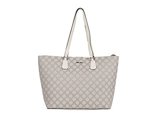 Nine West Marcelie Tote Nude/Milk One Size