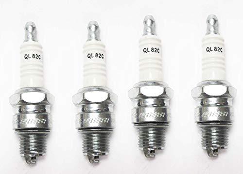 Champion 931M QL82C Marine Spark Plug Pack Of 4