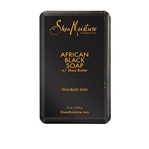 Shea Moisture African Black Soap 8oz